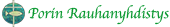 Porin Rauhanyhdistys ry Logo